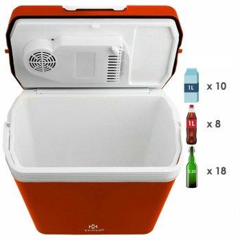 Автохолодильник Kesser KE-15238 Червоний