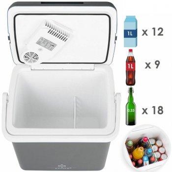 Автохолодильник Kesser KE-14439 Сірий