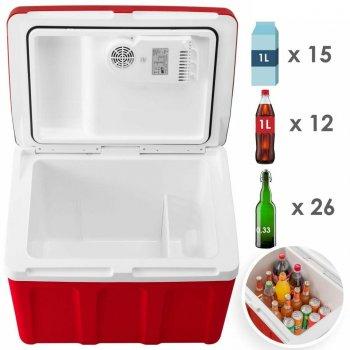 Автохолодильник Kesser KE-14818 Червоний