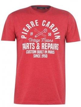 Футболка Pierre Cardin 590042-08 Red Marl