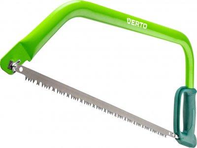 Пила лучковая Verto 53 см (15G154)