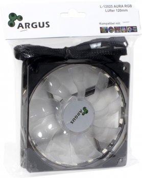Кулер Argus L-12025 Aura RGB