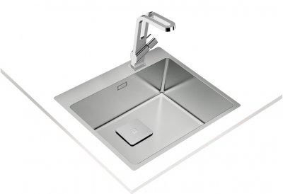 Кухонная мойка TEKA Forlinea RS15 50.40 полированная (115000018)