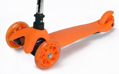 Самокат дитячий Scooter Kids Mini Orange(472)