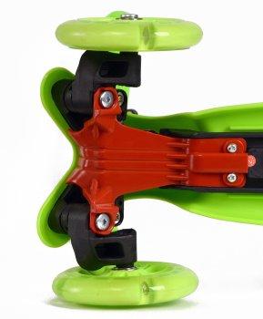 Самокат дитячий Scooter Kids Mini Green(473)
