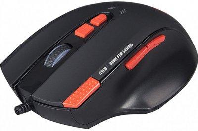 Миша Marvo G928 USB з ігровою поверхнею G1 Black (G928+G1)