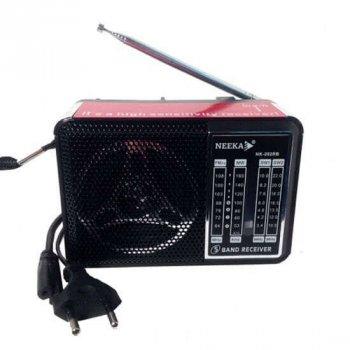 Радиоприемник Neeka Nk 202Rb
