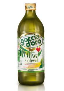 Оливковое масло Goccia D'oro 1 л