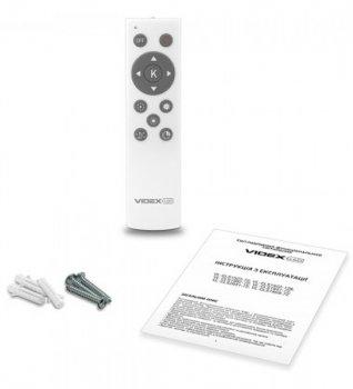 Стельовий світильник VIDEX 72W 2800-6200K 220V (25544)