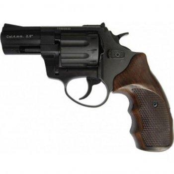 """Револьвер під патрон Флобера STALKER 2.5"""" коричневий (ST25W)"""