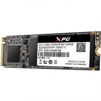 Накопичувач SSD M. 2 2280 1TB ADATA (ASX6000LNP-1TT-C)