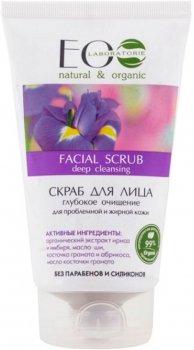 Скраб для лица EO Laboratorie Глубокое очищение для проблемной и жирной кожи 150 мл (4627089431745)