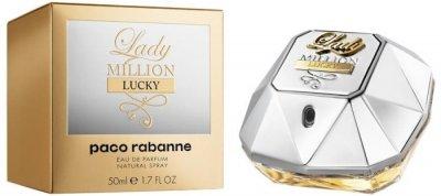 Парфюмированная вода Paco Rabanne Lady Million Lucky - edp 50 ml