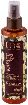 Масло для тела EO Laboratorie серии Karite Spa сухое витаминное Тонус и Молодость кожи 200 мл (4627089432384)