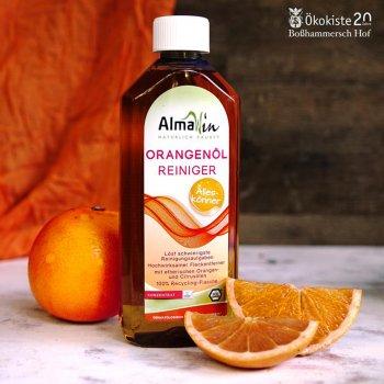 Апельсиновое масло AlmaWin для чистки 500 мл (4019555700231)