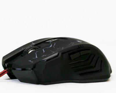 Ігрова мишка оптична X7 4800 dpi LED Gaming Mouse з підсвічуванням USB 2.0