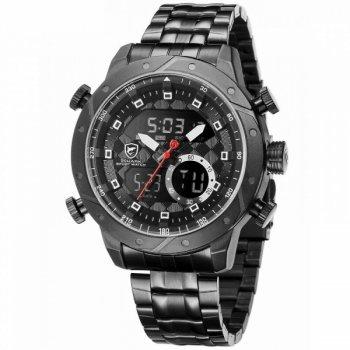 Чоловічі спортивні годинник Shark Snaggletooth чорні