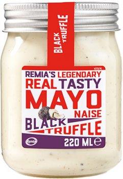 Майонез Remia Черный трюфель 68 % 220 мл (8710448634355)