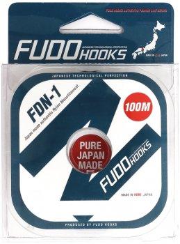 Леска Fudo Hooks FDN-1 100 м 0.35 мм 12.64 кг (FHFDN0350)