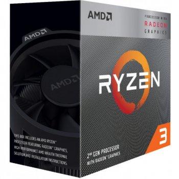 Процессор AMD Ryzen 3 3200G Box (YD3200C5FHBOX)