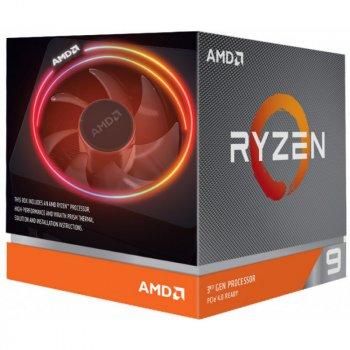 Процесор AMD Ryzen 9 3900X (100-100000023BOX) sAM4 BOX
