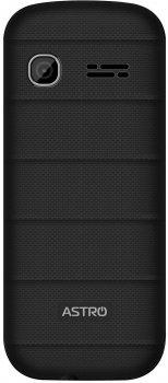 Мобільний телефон Astro A171 Black