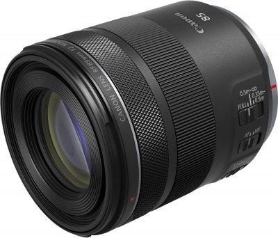 Canon RF 85 mm F2 Macro IS STM Black (4234C005AA) Офіційна гарантія!