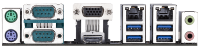 Материнська плата Gigabyte GA-IMB1900N (Intel Celeron J1900, SoC, PCI-Ex1)