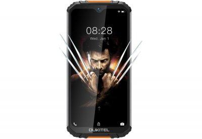 Мобільний телефон Oukitel WP6 6/128Gb (10000 mAh) Black-Orange