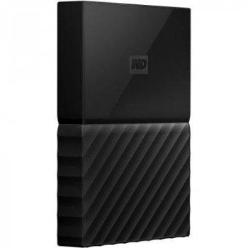 """Зовнішній жорстку диск 2.5"""" 1TB Western Digital (WDBYNN0010BBK-EEEX)"""
