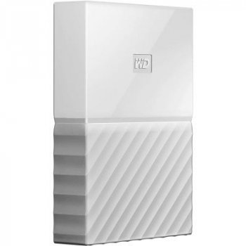 """Зовнішній жорстку диск 2.5"""" 1TB WD (WDBYNN0010BWT-EEEX)"""