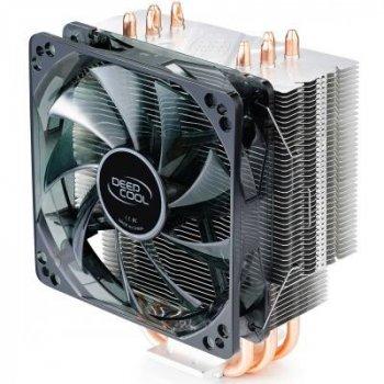 Кулер до процесора Deepcool GAMMAXX 400 V2 RED