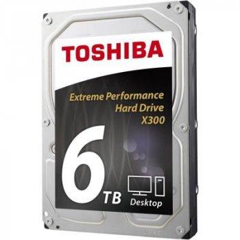 "Жорстку диск 3.5"" 6TB TOSHIBA (HDWE160UZSVA)"