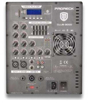"""Комплект звукового оборудования NGS COMBO 1224A 500Вт 12"""" + 8*4"""" с двумя сабами"""