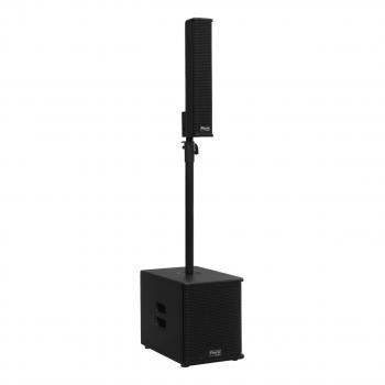 Компактний вертикальний лінійний масив Park Audio SPIKE 3610 640Вт