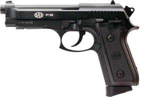 Пістолет пневматичний SAS (Taurus PT99) Blowback. Корпус - метал (2370.14.28)