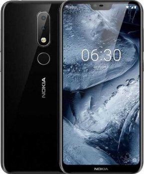 Nokia X6 6/64GB Black