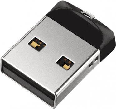 SanDisk Cruzer Fit 16GB USB (SDCZ33-016G-G35)