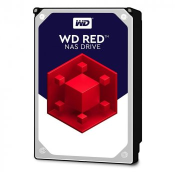 Накопичувач HDD SATA 6.0 TB WD Red Pro NAS 7200rpm 256MB (WD6003FFBX)
