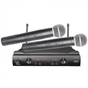 Радіосистема UKC UT-24/SM58II 2 бездротових мікрофона (gr_006868)