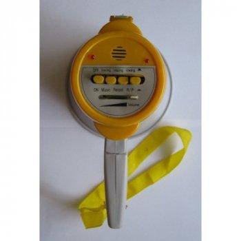 Ручний мегафон рупор Маленький акумуляторний Kronos SD3SL дальність до 100 м (spr_39001)