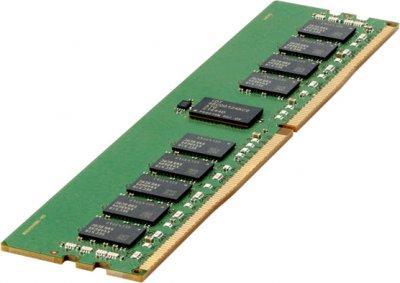 Оперативная память HPE DDR4-2666 16384MB PC4-21300 Registered Smart Memory Kit (838089-B21)