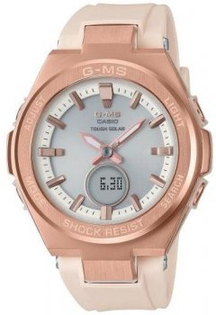 Чоловічі наручні годинники Casio MSG-S200G-4AER