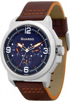 Мужские наручные часы Guardo P11367 SBlBr