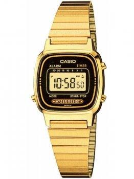 Жіночі наручні годинники Casio LA-670WGA-1