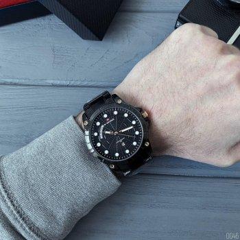 Наручний годинник AlexMosh чоловічі Naviforce NF9152 All Black (60)