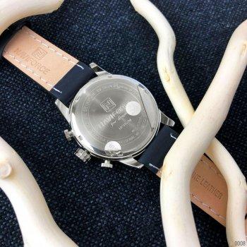 Наручний годинник AlexMosh чоловічі Naviforce NF9167 Black-Silver (22)