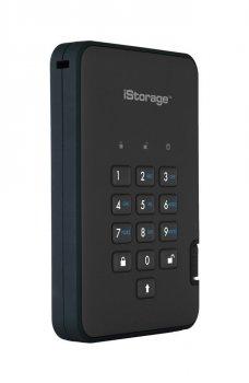 iStorage diskAshur2 256-bit 500GB - Black