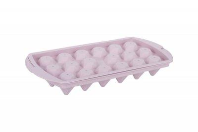 Форма для льоду Qlux CUBE рожева (L-00203)