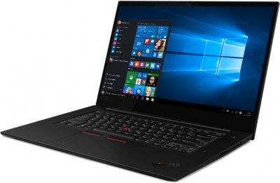 Ноутбук Lenovo ThinkPad X1 Extreme (2nd Gen) (20QV00CERT) Black
